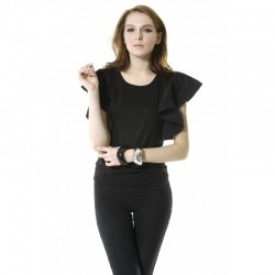 Blouse  Size-S Color-Black
